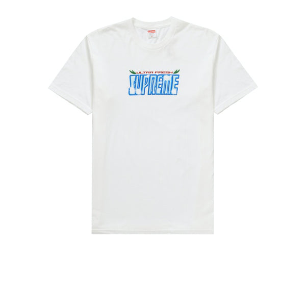 SUPREME ULTRA FRESH TEE WHITE FW20