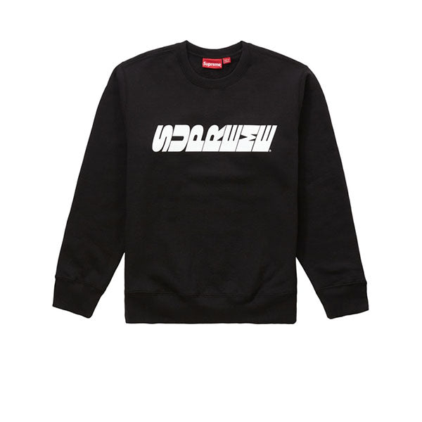 SUPREME BREED CREWNECK BLACK FW19