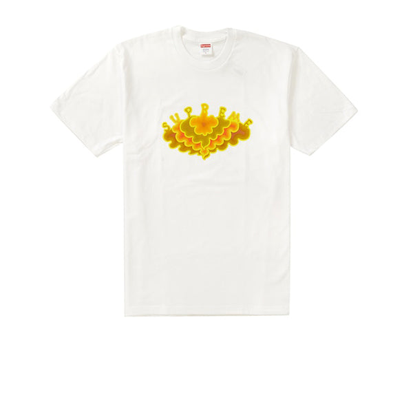 SUPREME CLOUD TEE WHITE SS19