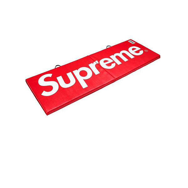 SUPREME EVERLAST FOLDING EXERCISE MAT RED FW17