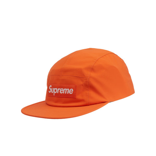 SUPREME GORE-TEX CAMP CAP ORANGE FW19