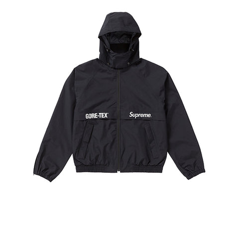 "SUPREME GORE-TEX COURT JACKET ""BLACK"" FW18"