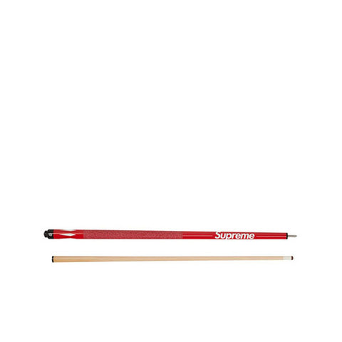 SUPREME MCDERMOTT POOL CUE RED SS19