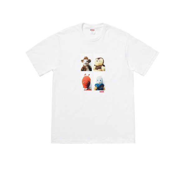 SUPREME MIKE KELLEY AHHYOUTH! TEE WHITE FW18