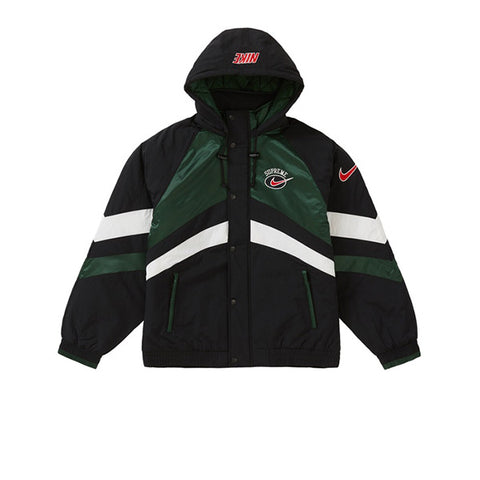 SUPREME NIKE HOODED SPORT JACKET GREEN SS19