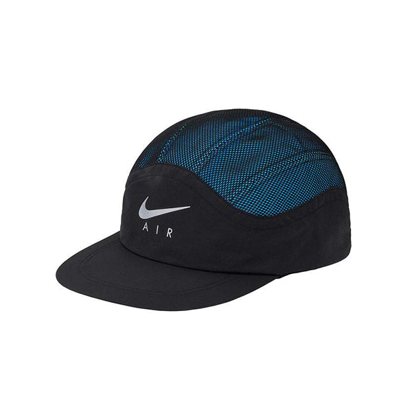 SUPREME NIKE TRAIL RUNNING HAT BLUE FW 17