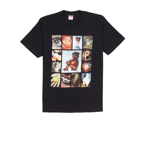 SUPREME ORIGINAL SIN TEE BLACK SS19