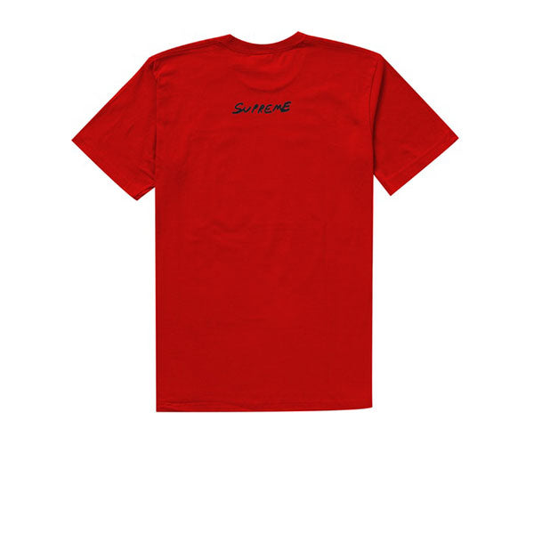 SUPREME REAPER TEE RED SS19