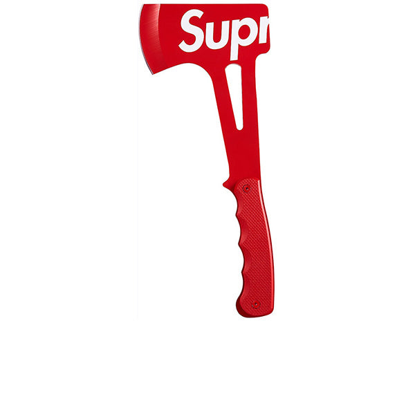 SUPREME SOG HAND AXE RED SS18