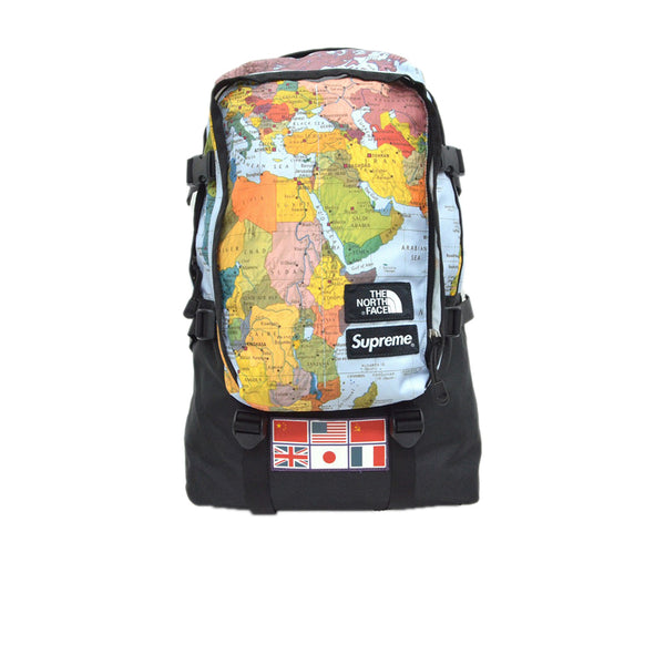 THE NORTH FACE X SUPREME EXPEDITION MEDIUM DAY PACK MULTI SS14