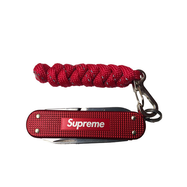 SUPREME VICTORINOX CLASSIC ALOX KNIFE RED SS19