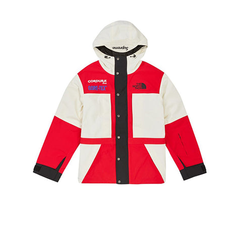 SUPREME x THE NORTH FACE EXPEDITION JACKET WHITE FW18