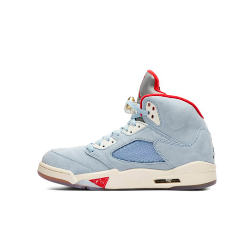 "AIR JORDAN 5 ""TROPHY ROOM ICE BLUE"" 2019 CI1899-400"