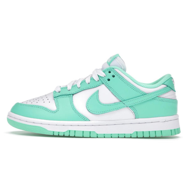 NIKE DUNK LOW GREEN GLOW W 2021