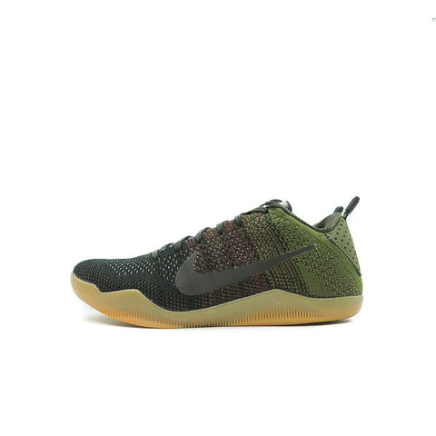 "NIKE KOBE 11 ELITE LOW 4KB ""BLACK HORSE"" 2016 824463-063"