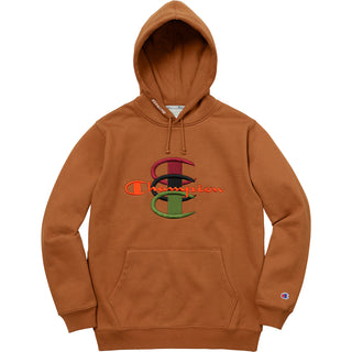 84c9430d6a36 SUPREME CHAMPION STACKED C HOODIE FW17 – Stay Fresh