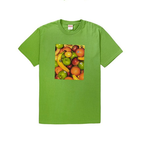 SUPREME FRUIT TEE GREEN SS19