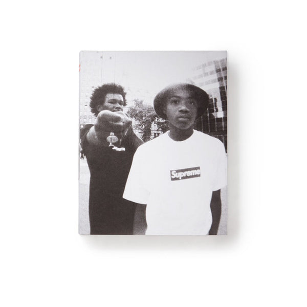 SUPREME VOL. 2 BOOK (WITH SLIPCOVER) WHITE SS20