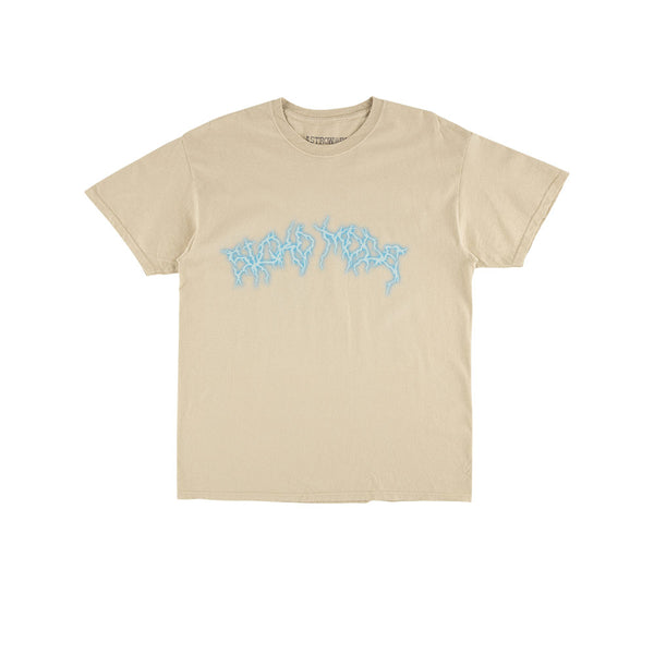 TRAVIS SCOTT SICKO MODE TEE SAND