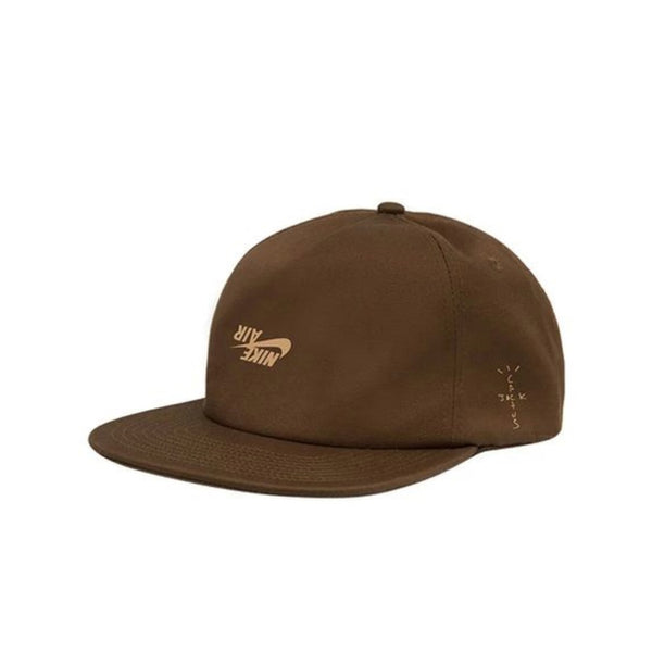 TRAVIS SCOTT JORDAN CACTUS JACK HIGHEST HAT BROWN FW19