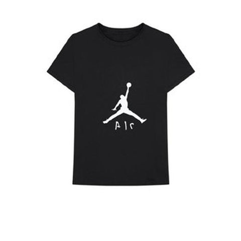 TRAVIS SCOTT X JORDAN JUMPMAN TEE BLACK SS18