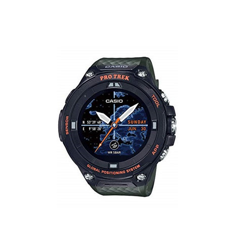 CASIO PRO TREK SMART WATCH GREEN WSD-F20A-GNBAU
