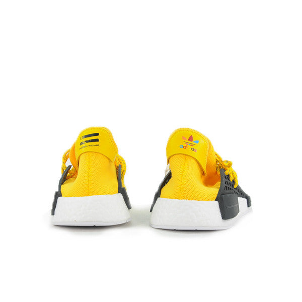"ADIDAS X PHARRELL WILLIAMS NMD ""HUMAN RACE"" YELLOW 2016 BB0619"