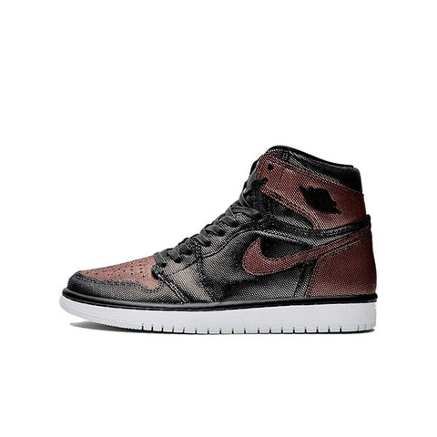 "AIR JORDAN 1 FEARLESS WMNS ""METALLIC ROSE GOLD"" 2019 CU6690-006"