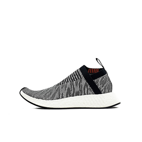 "ADIDAS NMD CS2 ""GLITCH BLACK RED WHITE"" 2017 BZ0515"