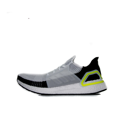 "ADIDAS ULTRA BOOST 19 ""WHITE BLACK VOLT"" 2019 EF1344"