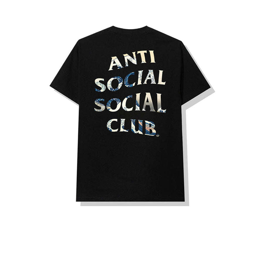 ANTI SOCIAL SOCIAL CLUB TONKOTSU TEE BLACK