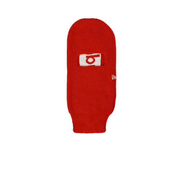 NEW ERA X SUPREME BALACLAVA RED FW20