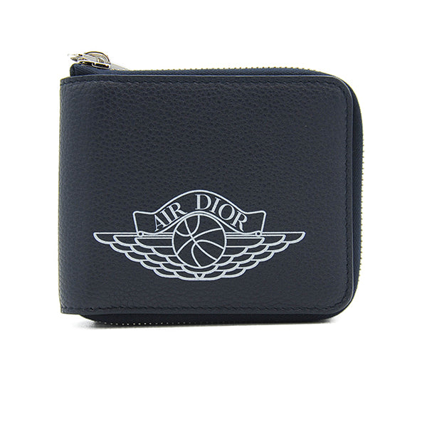 AIR DIOR WALLET BLUE