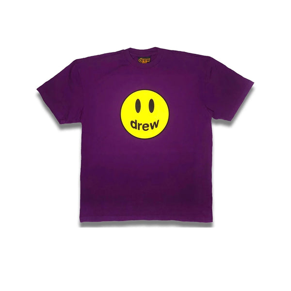DREW HOUSE MASCOT SS TEE PURPLE