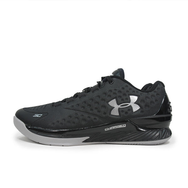 UNDER ARMOUR CURRY ONE LOW BLACK 1269048-004