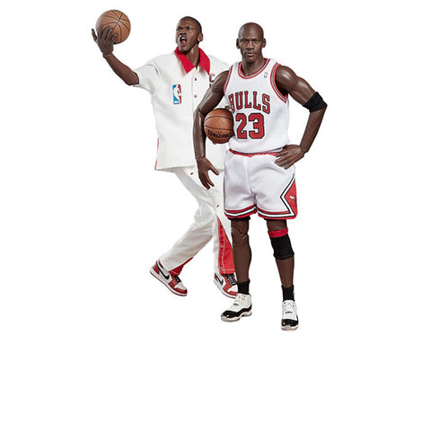 ENTERBAY MICHAEL JORDAN 1:6 FIGURE RM-1081 (FINAL LIMITED EDITION)