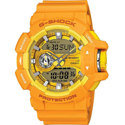 Casio G-Shock Big Case Series GA400A-9A