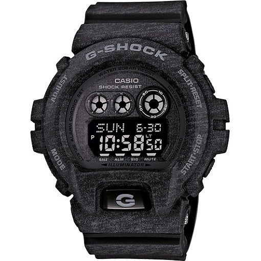 Casio G-Shock Heathered Series Black GDX6900HT-1