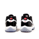 "AIR JORDAN 11 RETRO LOW GS ""INFRARED"" 528896-023"