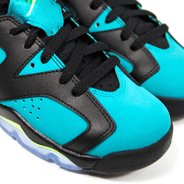 "AIR JORDAN 6 RETRO GS ""TURBO GREEN"""
