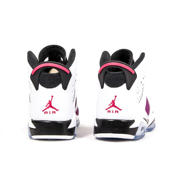"AIR JORDAN 6 RETRO GS ""VIVID PINK"" 543390-127 - Stay Fresh"
