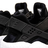 "NIKE AIR HUARACHE WMNS ""BLACK/BLACK-WHITE"" 634835-006"