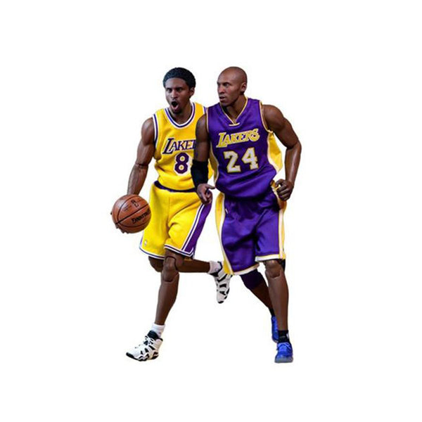 ENTERBAY KOBE BRYANT 1:6 FIGURE NEW UPGRADED RE-EDITION