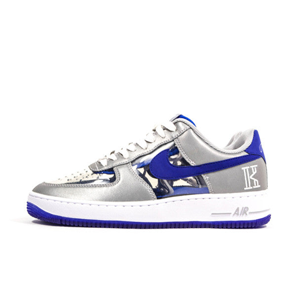 "NIKE AIR FORCE 1 CMFT ""KYRIE IRVING"" GAME ROYAL 687843-002"