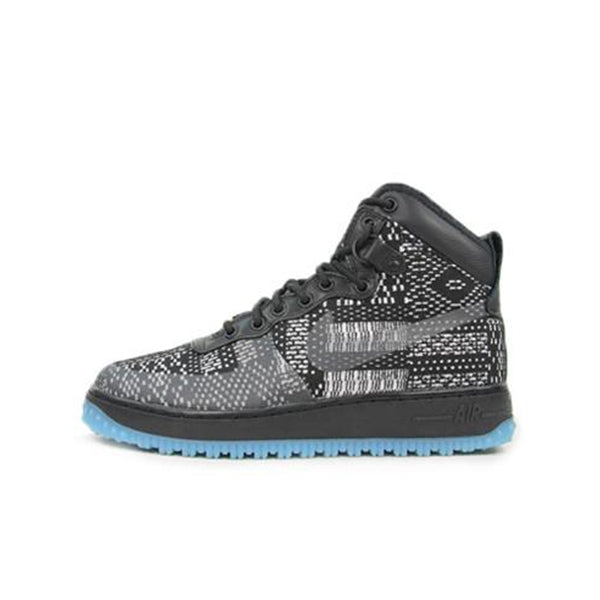"NIKE AIR FORCE 1 DUCKBOOT QS ""BHM"" 2016 739390-001"