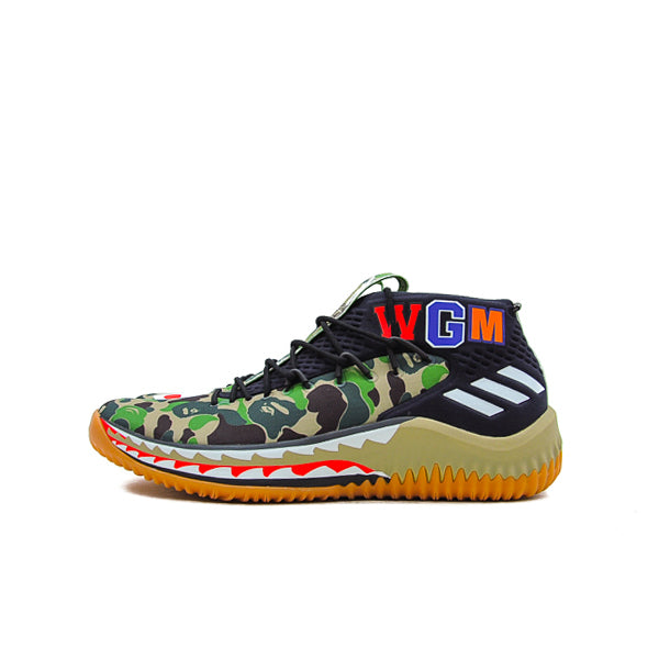 best sneakers 14142 a15df ADIDAS DAME 4