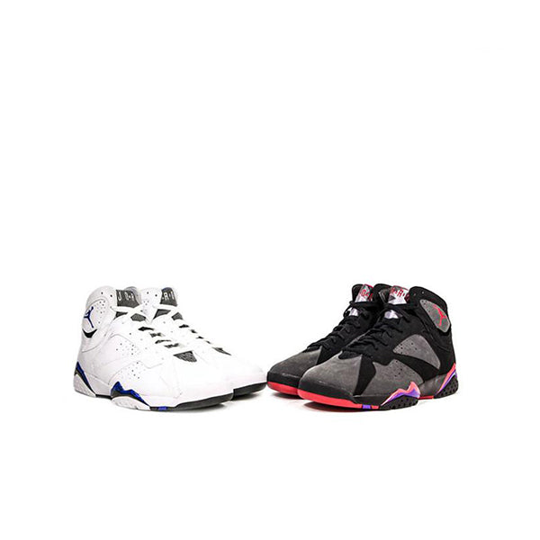 "AIR JORDAN 7 RETRO ""60+ DEFINING MOMENTS"" PACK 371496-991 - Stay Fresh"