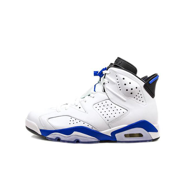 "AIR JORDAN 6 RETRO ""SPORT BLUE"" 2014"