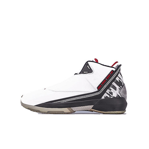 AIR JORDAN 22 WHITE RED 2007 315299-161