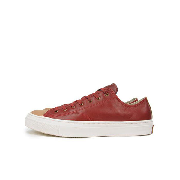 CONVERSE CHUCK TAYLOR PRM LEATHER OX / ROSE 136695C